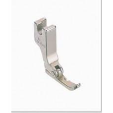 Narrow zip foot Left